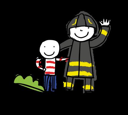 Bambino-Pompiere
